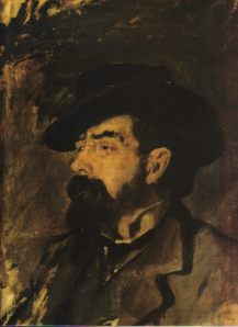 Franciso Tarrega por Vicente Castell